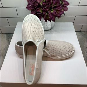 Keds Suede Double Decker Slip-on, Natural